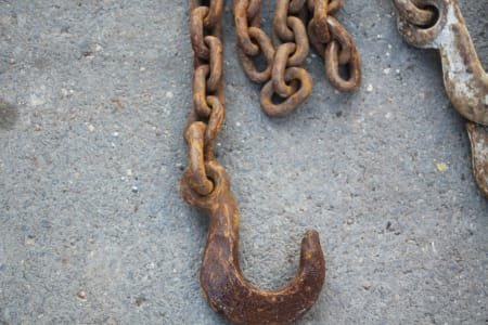 5x 1-, 3- and 4-Strand Chain Slings