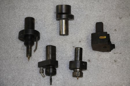 NACKE Tool Holders