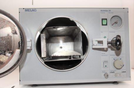 MELAG AUTOKLAV 23 Steam Sterilizer