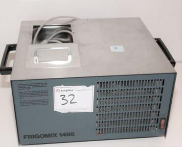 FRIGOMIX 1495 Temperature-Controlled Water Bath