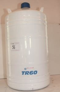 AIR LIQUID TR60 Nitrogen Storage Tank