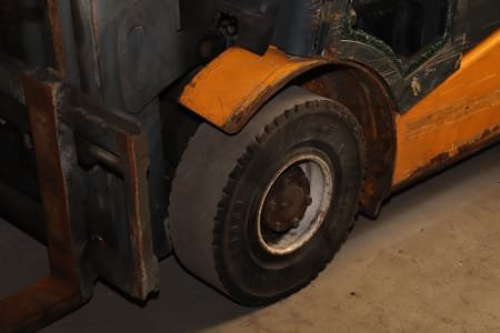 JUNGHEINRICH SH4-980 Forklift Truck-Electric