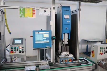 HERMANN HSDDC Cutting Machine of Carbon Filter