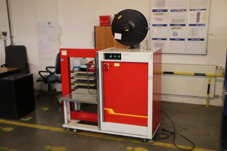 TAURIS TP 601Y1 Strapping Machine