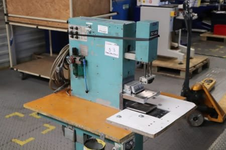 TECA-PRINT TC80 Tampon Printing Machine