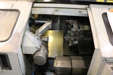 Torno CNC QUICK TURN 8 NP