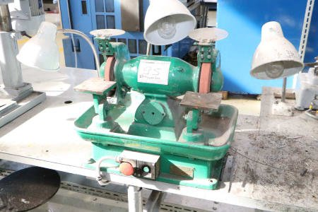 Lot Bench Drill and Grinding Machine