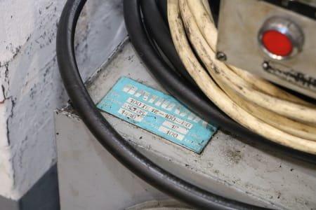 DANOVIA 100 TE 12-100-EG Hydraulic Test Unit