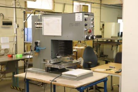 TECA-PRINT TC350S Tampon Printing Machine