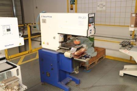TECA-PRINT TPX201 Tampon Printing Machine