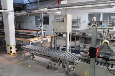 TECA-PRINT TPX350 Tampon Printing Machine