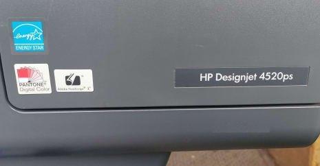 HP DesignJet 4520ps 42 Zoll Plotter