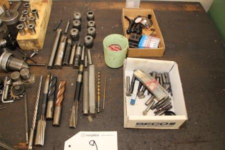 Lot Of Workshop Tools