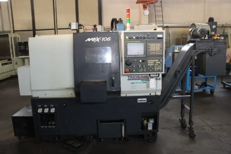 TAKISAWA NEX 106 Cnc Turning Center