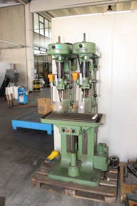 TRAPANI ROSA Double Tapping Machine