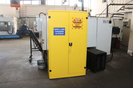 Cabinet For Flammable Products