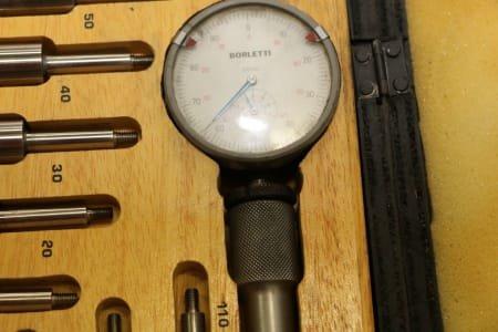 BORLETTI Probe With Dial Gauge