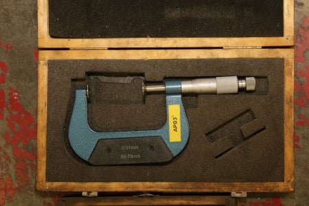 Lot Of External Micrometers