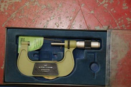 Lot Of External Micrometers
