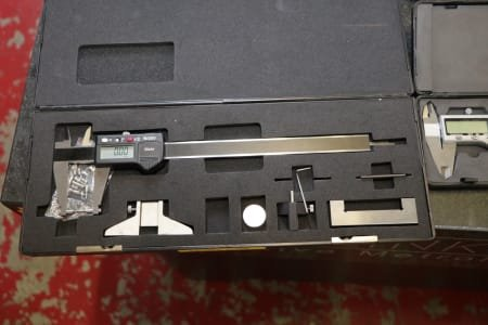 Lot Of Digital Calipers