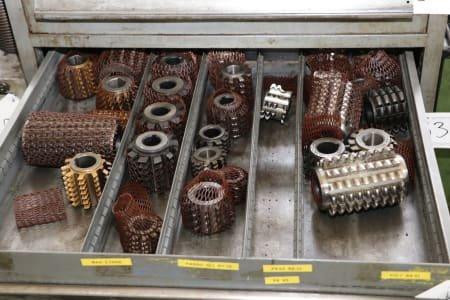 Gear Hobbing Machine Tools
