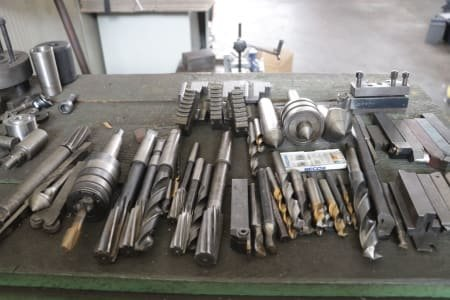 Lot Of Lathe Accessories