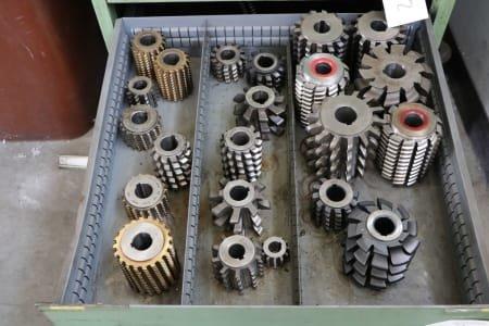 Tools For Gear Hobbing Machine