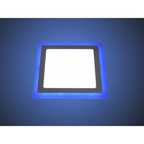 7 Uds Downlight LED doble color 18+6w (Nuevos)