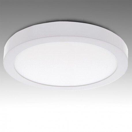 12 Uds Plafon Superfiice LED Circular 24W (Nuevas)