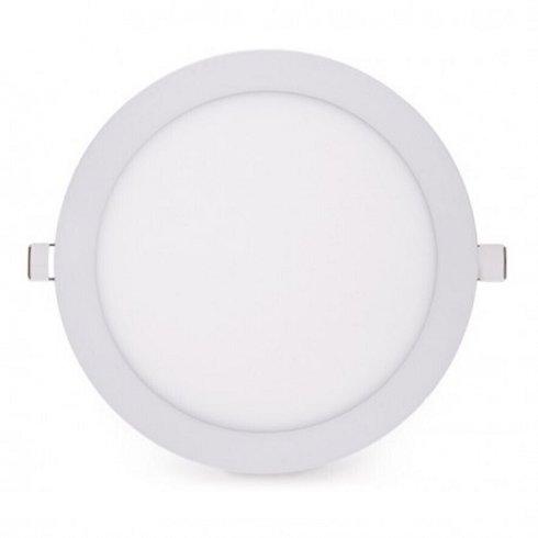 30 Uds Placa LED Circular 18W Extraplana (Nuevas)