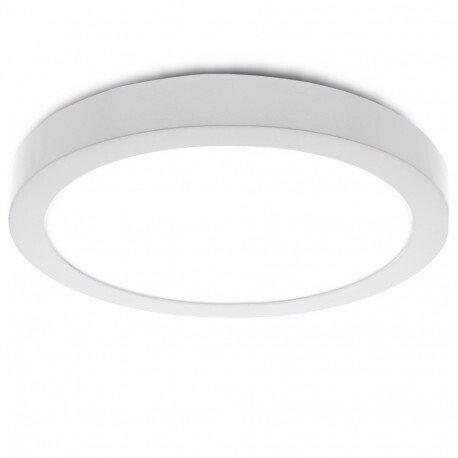 20 Uds Plafon LED Superficie Redondo 18W  (Nuevos)