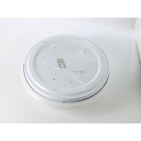 30 Uds Plafon LED 12W con Sensor Microondas y Crepuscular (Nuevos)