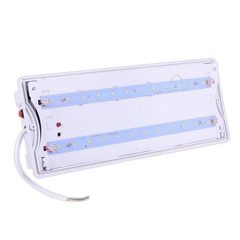6 Luminarias Emergencia LED 3W (Nuevas)