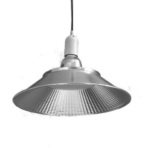 6 Uds Bombilla-Campana LED E27 40w (Nuevas)
