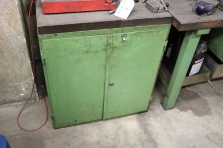 Tool cabinet without contents