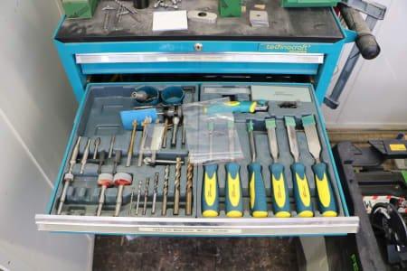TECHNOCRAFT Tool Trolley