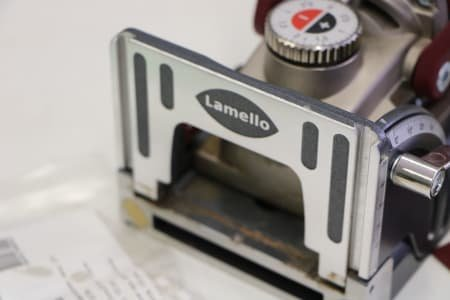 LAMELLO TOP 21 Slot Milling Machine