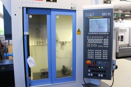Centro de mecanizado vertical CHIRON FZ 08 S MAGNUM
