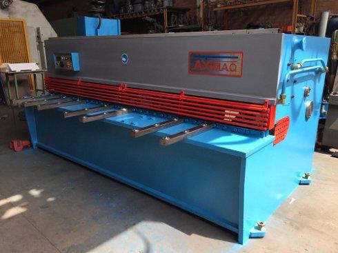 Cizalla hidráulica AXIMAQ 3100X6