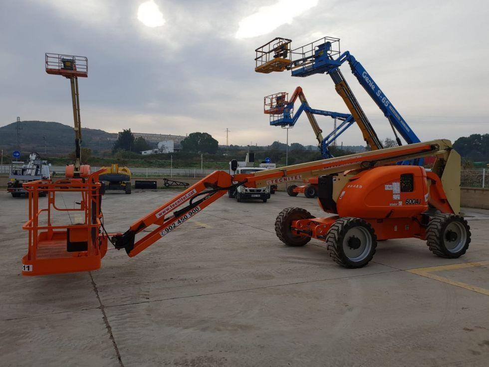 Brazo Articulado 20 mts JLG 600AJ