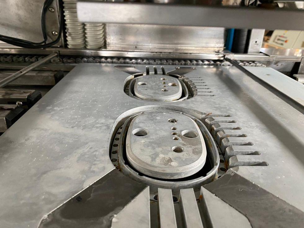 Máquina termoselladora automática ILPRA acero inoxidable