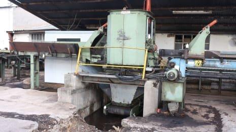 Descortezadora BAR - GAR BG 75 A