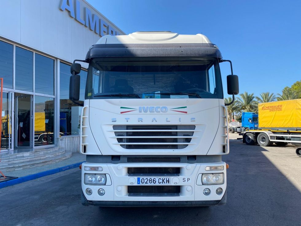 IVECO Stralis AS440S48