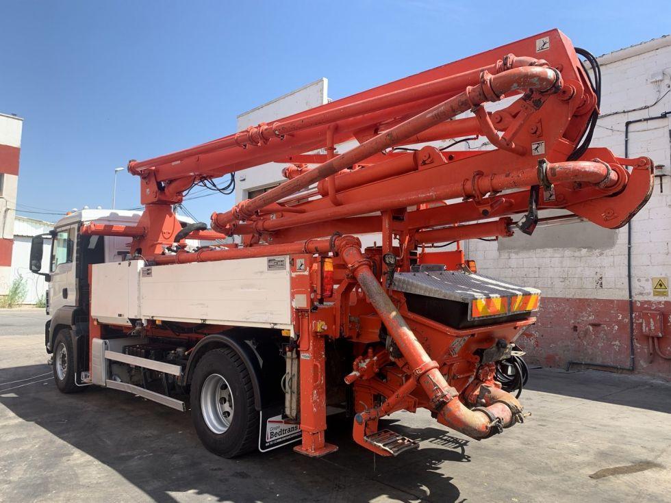 Camión Bomba de hormigón Man Tgs 19.440 Schwing S 24 X-P