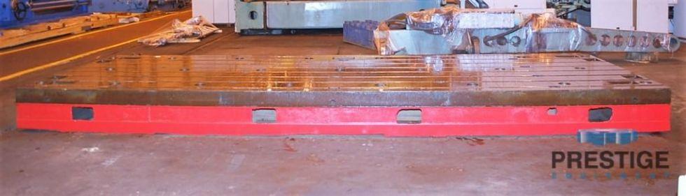 Placas de piso de hierro fundido con ranura en T