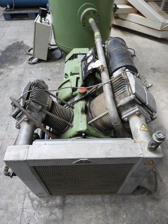 Cabezal de compresor de 15kW