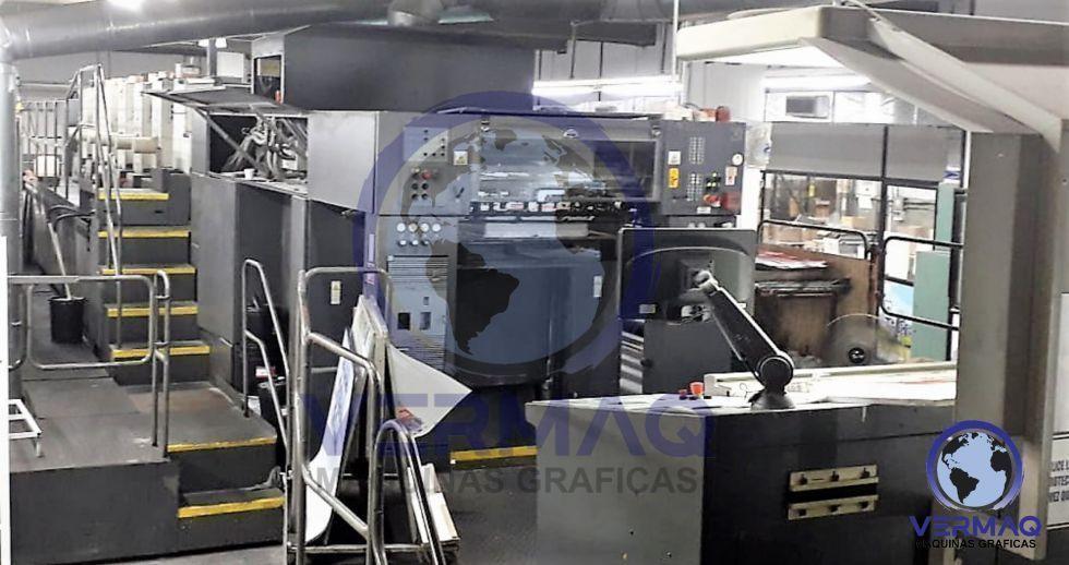 Impresora 6col+LX+UV