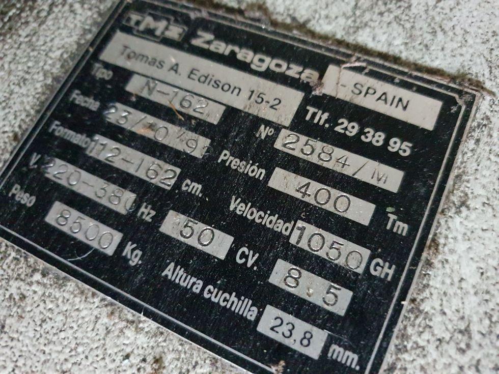 Troqueladora manual