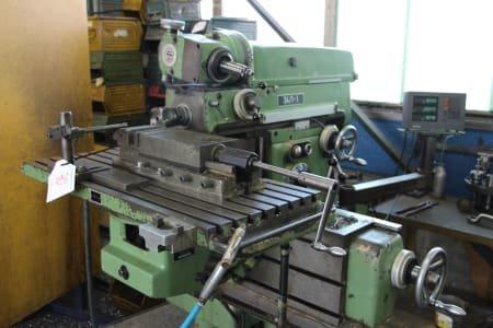 FRIEDRICH DECKEL FP3 Tool Milling Machine