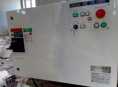 YASKAWA YR- CSL20S-B35 Ser. Nr. S6N978-1-1 ERCR-CSL1200D-RA25 Robot